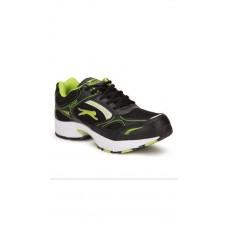 Deals, Discounts & Offers on Foot Wear - Flat 66% off on Black & lime green Slazenger Shoe