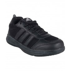 Deals, Discounts & Offers on Foot Wear - Adidas Black School Shoes