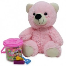 Deals, Discounts & Offers on Baby & Kids - Kashish Toys Pink Teddy Bear