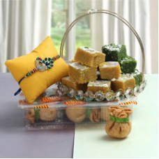 Deals, Discounts & Offers on Home Appliances - Get flat 15% off on Rakhi with Sweets