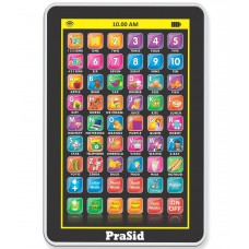 Deals, Discounts & Offers on Baby & Kids - Prasid Multicolour My Pad Mini English Learning Tablet for Kids