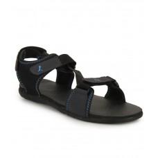 Deals, Discounts & Offers on Foot Wear - Puma Royal DP Black Floater Sandals offer