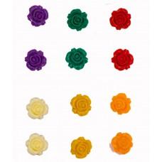 Deals, Discounts & Offers on Accessories - Classique Designer Jewellery Floral Alloy Studs