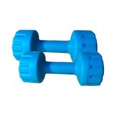 Deals, Discounts & Offers on Auto & Sports - Total Gym 5 Kg Pvc Dumbbell Set