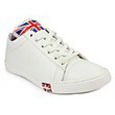 Deals, Discounts & Offers on Foot Wear - Jynx White Men Casual Shoes