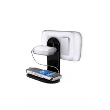 Deals, Discounts & Offers on Mobile Accessories - KV Wall Mobile Phone Holder With Antislip Pad