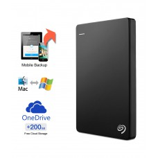 Deals, Discounts & Offers on Computers & Peripherals - Seagate Backup Plus Slim 1TB Portable External Hard Drive
