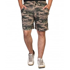 Deals, Discounts & Offers on Men Clothing - Clifton Fitness Men's Army Shorts