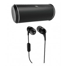 Deals, Discounts & Offers on Electronics - JBL Flip 2 with JBL T100A earphone Free