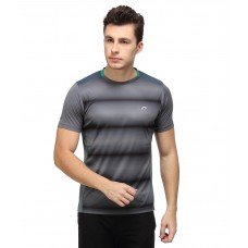 Deals, Discounts & Offers on Men Clothing - Flat 37% off on Proline Gray T Shirts