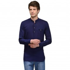 Deals, Discounts & Offers on Men Clothing - Flat 77% off on Feed Up Mens Cotton Kurta