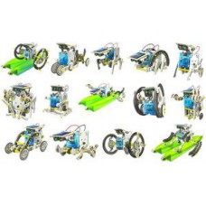 Deals, Discounts & Offers on Baby & Kids - 14-in-1 Solar Robot Kit Toy