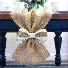 Deals, Discounts & Offers on Home Appliances - Flat 69% off on My Gift Booth Jute Table Runner