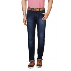 Deals, Discounts & Offers on Men Clothing - Peter England Peter England Blue Jeans