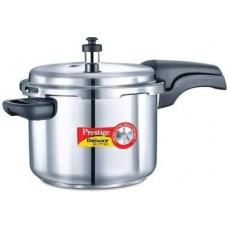 Deals, Discounts & Offers on Home & Kitchen - Prestige Deluxe Alpha 6.5 L Pressure Cooker