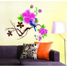 Deals, Discounts & Offers on Accessories - Happy walls Medium PVC vinyl Sticker