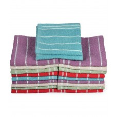 Deals, Discounts & Offers on Home Appliances - Pack of 20 Cotton Face Towel- Handkerchief size