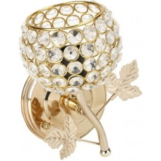 Deals, Discounts & Offers on Home Appliances - Being Nawab Diamonds in Gold Rose Night Lamp