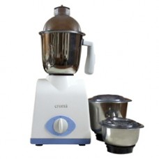 Deals, Discounts & Offers on Home & Kitchen - CROMA MIXER GRINDER 500W AK4147