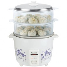 Deals, Discounts & Offers on Home & Kitchen - PANASONIC 1.8 LITRES SR-WA18H(SS) AUTOMATIC RICE COOKER