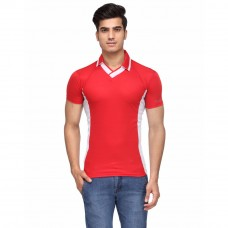 Deals, Discounts & Offers on Men Clothing - Rico Sordi Polo Neck T-shirt