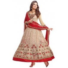 Deals, Discounts & Offers on Women Clothing - Maruticreation Embroidered Kurta & Churidar