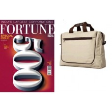 Deals, Discounts & Offers on Books & Media - Fortune India Get Laptop Sling Bag