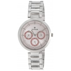 Deals, Discounts & Offers on Women - Titan Youth Analog Pink Dial Women's Watch