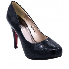 Deals, Discounts & Offers on Foot Wear - Belle Gambe Trendy Black Heeled Pumps