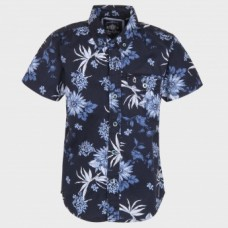 Deals, Discounts & Offers on Kid's Clothing - GINI & JONY Floral Print Half Sleeves Shirt