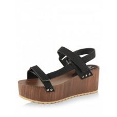 Deals, Discounts & Offers on Foot Wear - INTOTO Wooden Wedge Heels
