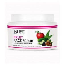 Deals, Discounts & Offers on Baby & Kids - INLIFE Natural Fruit Face Scrub,100gm,Paraben Free Best Exfoliator For Acne