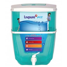 Deals, Discounts & Offers on Home Appliances - Livpure Fit Gravity Water Purifier