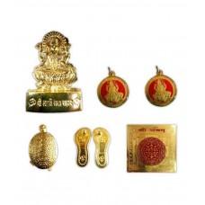 Deals, Discounts & Offers on Accessories - Sajawat Bazaar Golden Dhan Laxmi Yantra