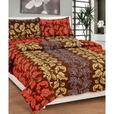Deals, Discounts & Offers on Home Appliances - Plus Home Designer Cotton Double Bedsheet