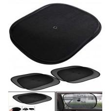 Deals, Discounts & Offers on Car & Bike Accessories - Spedy Car Window Sunshade Black