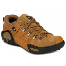 Deals, Discounts & Offers on Men Clothing -  Afrojack Brown Men Casual Shoes @ Rs.599/-