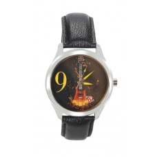 Deals, Discounts & Offers on Men - Time Expert Black Analog Watch