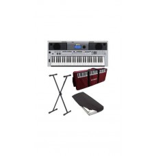 Deals, Discounts & Offers on Electronics - YAMAHA ELECTRIC KEYBOARD PSR-I455 STANDARD