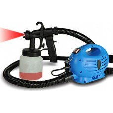 Deals, Discounts & Offers on Home Improvement - Home Pro 800lm Paint Spray Machine Air Assisted Sprayer
