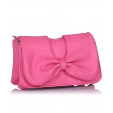 Deals, Discounts & Offers on Women - Butterflies BNS2221WC Pink Clutch