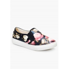 Deals, Discounts & Offers on Foot Wear - FLORAL SKATER SHOES