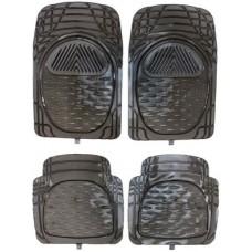Deals, Discounts & Offers on Car & Bike Accessories - AutoKraftZ Premium Rubber Smoke Car Mat Honda City