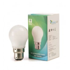 Deals, Discounts & Offers on Electronics - Syska Yellow Polycarbonate and Glass 3 W LED Bulb
