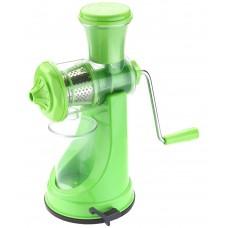 Deals, Discounts & Offers on Home & Kitchen - Magikware Green Plastic Fruit & Vegetable Juicer with Steel Handle