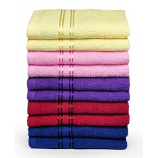 Deals, Discounts & Offers on Home Appliances - Eurospa Set Of 10 Face Towels