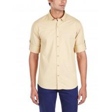 Deals, Discounts & Offers on Men Clothing - Cherokee Men's Cotton Casual Shirt