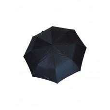 Deals, Discounts & Offers on Home Decor & Festive Needs - HMS Black Polyester 2 Fold Umbrella