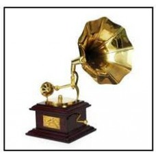 Deals, Discounts & Offers on Home Appliances - Home Sparkle Mini Model Gramophone