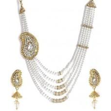 Deals, Discounts & Offers on Women - Jewels Guru Alloy Jewel Set